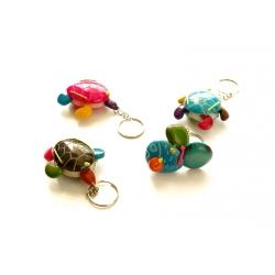 Autres accessoires Porte clés ou bijou de sac  Animaux en tagua, ivoire végétal par Kokobelli