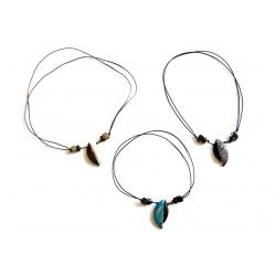 Colliers, pendentifs... Yel en tagua, ivoire végétal par Kokobelli