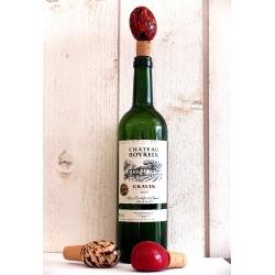Petits Kdos à -20€ Bouchon de bouteille en tagua, ivoire végétal par Kokobelli