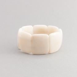 Bracelet Missa blanc
