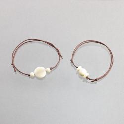 Bracelet Idea blanc